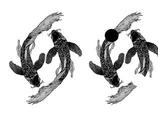 ying yang and go fish