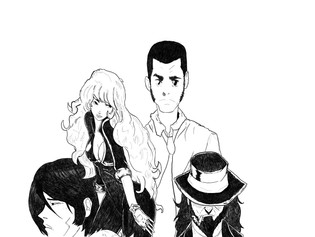 lupin the 3