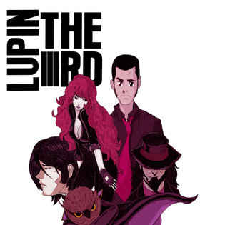 lupen the third the women