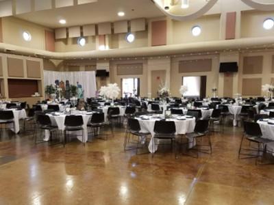 Main Event Room
