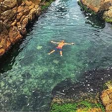 ☑️ Trilha com piscina natural + inscriçõ