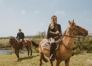 Passeio à Cavalo - Uma experiência incrível na nossa região!