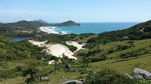 Trilha Imbituba Praia do Rosa