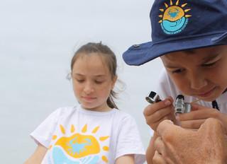 Que tal uma visita ao Mini Museu do Mar?