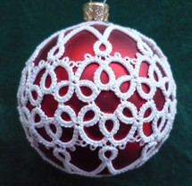 Bauble with floral band.jpg