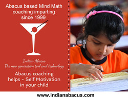 Abacus coaching helps - Self Motivation