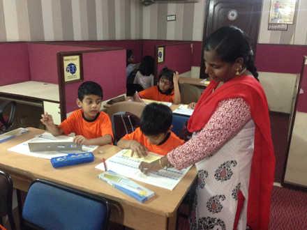 Indian Abacus Tutors 9