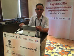 Indian Abacus - India innovation growth program-2016 2