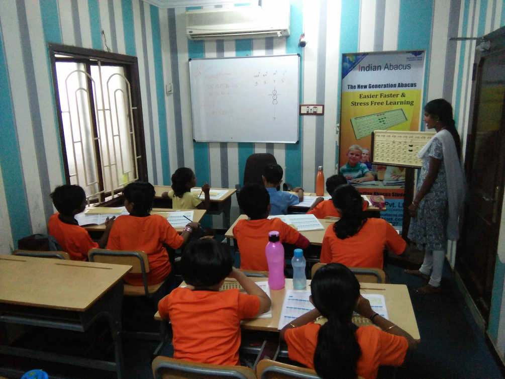 Indian Abacus Class Room 7