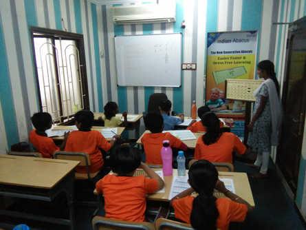 भारतीय अबेकस कक्षा 7