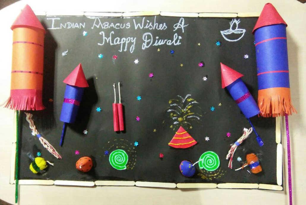 Indian Abacus Diwali 2017 Celebration 1