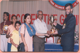 3rd All India Competition 3