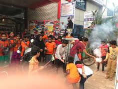 Indian Abacus Diwali 2017 Celebration 3