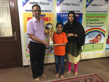Indian Abacus Certificate Distribution 10