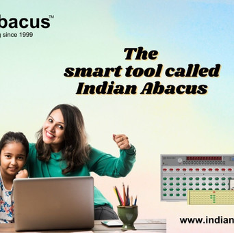 """The Smart tool called """"Indian Abacus"""""""