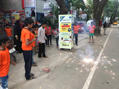 Indian Abacus Diwali 2017 Celebration 5