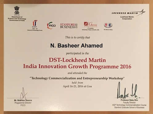 Indian Abacus - India innovation growth program-2016 11