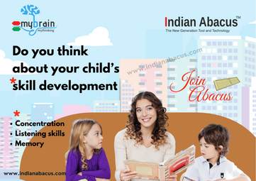 Do you think about your child's skill development