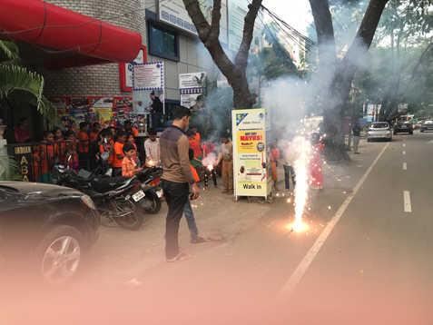 Indian Abacus Diwali 2017 Celebration 4