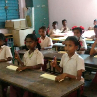 Government Indian Abacus Pilot project in Tamil Nadu