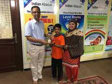 Indian Abacus Certificate Distribution 9