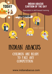 IndianAbacus Children are ready to face any competition