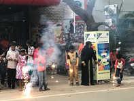 Indian Abacus Diwali 2017 Celebration 8