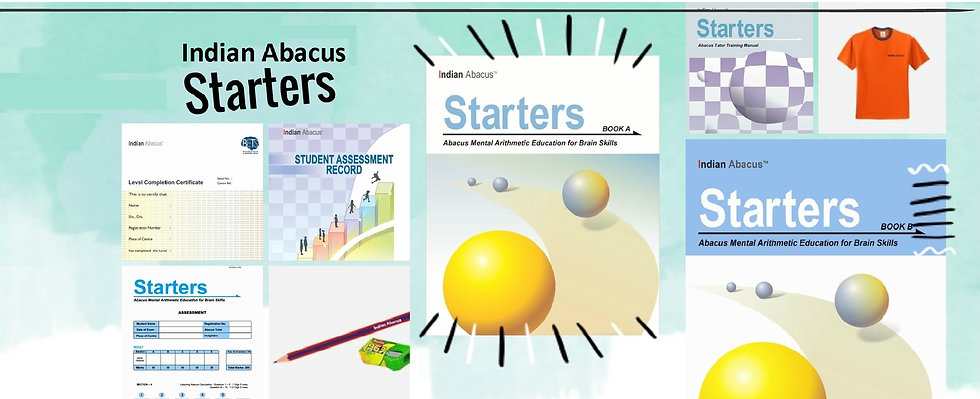 Abacus Level 1 Book