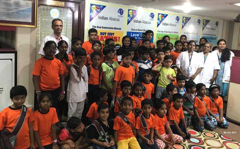 भारतीय अबेकस शिक्षक