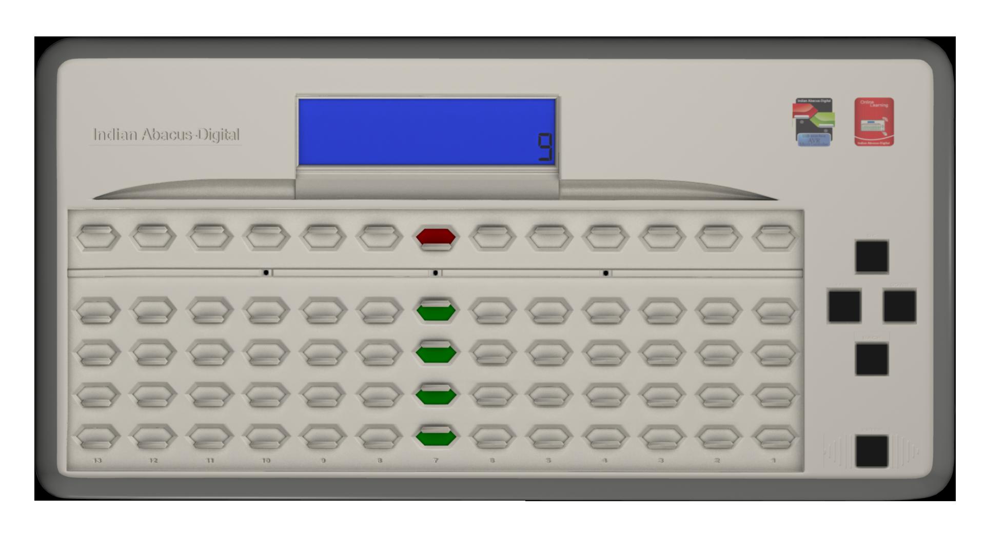 Indian Abacus Digital