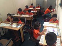 Indian Abacus Class Room