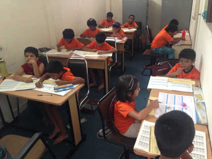 Indian Abacus Class Room 11