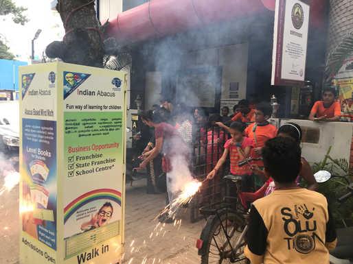 Indian Abacus Diwali 2017 Celebration 2