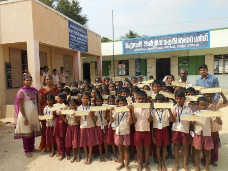 Indian Abacus pilot project program at PUMS