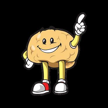 Indian Abacus brain illustration icon