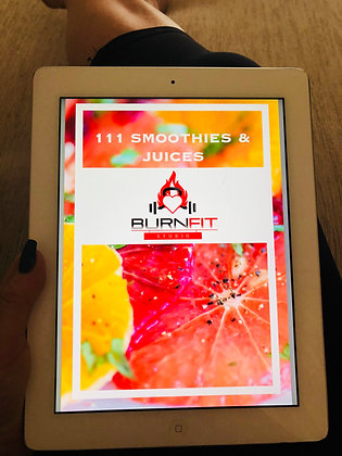 111 Smoothies and Juices Program Ebook