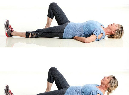 Just 3 simple moves and your body will thank you for it!