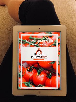 111 Wholefood Recipe Program Ebook