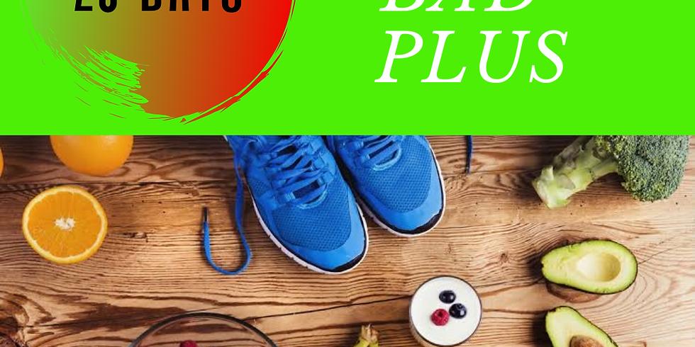 28 Day Shred The Bad Plus Program