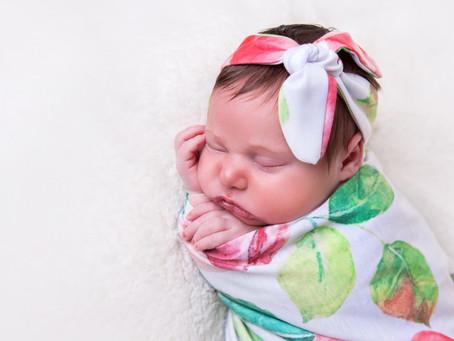 Jessica's Newborn Photo Session