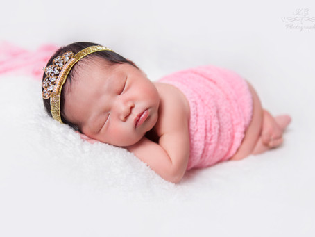 Leah's Newborn Photo Session