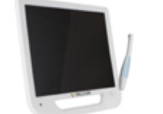Cámara intraoral WIFI con pantalla equiposonrie