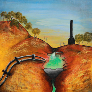 De-Watering Pit (SOLD)