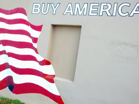 We Need To Be Smart About A #BuyAmerican Order