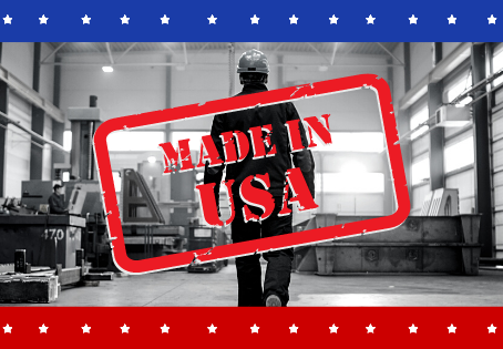 How To Get Back To MADE IN THE USA!