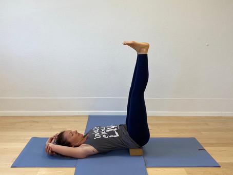 Yogapraxis für den Abend: abgekühlt den Sommertag ausklingen lassen