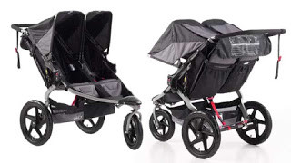 My of choice Stroller for Twins