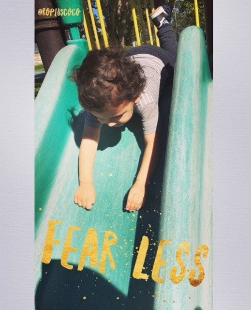 Fear- Scariest thing I've ever done...