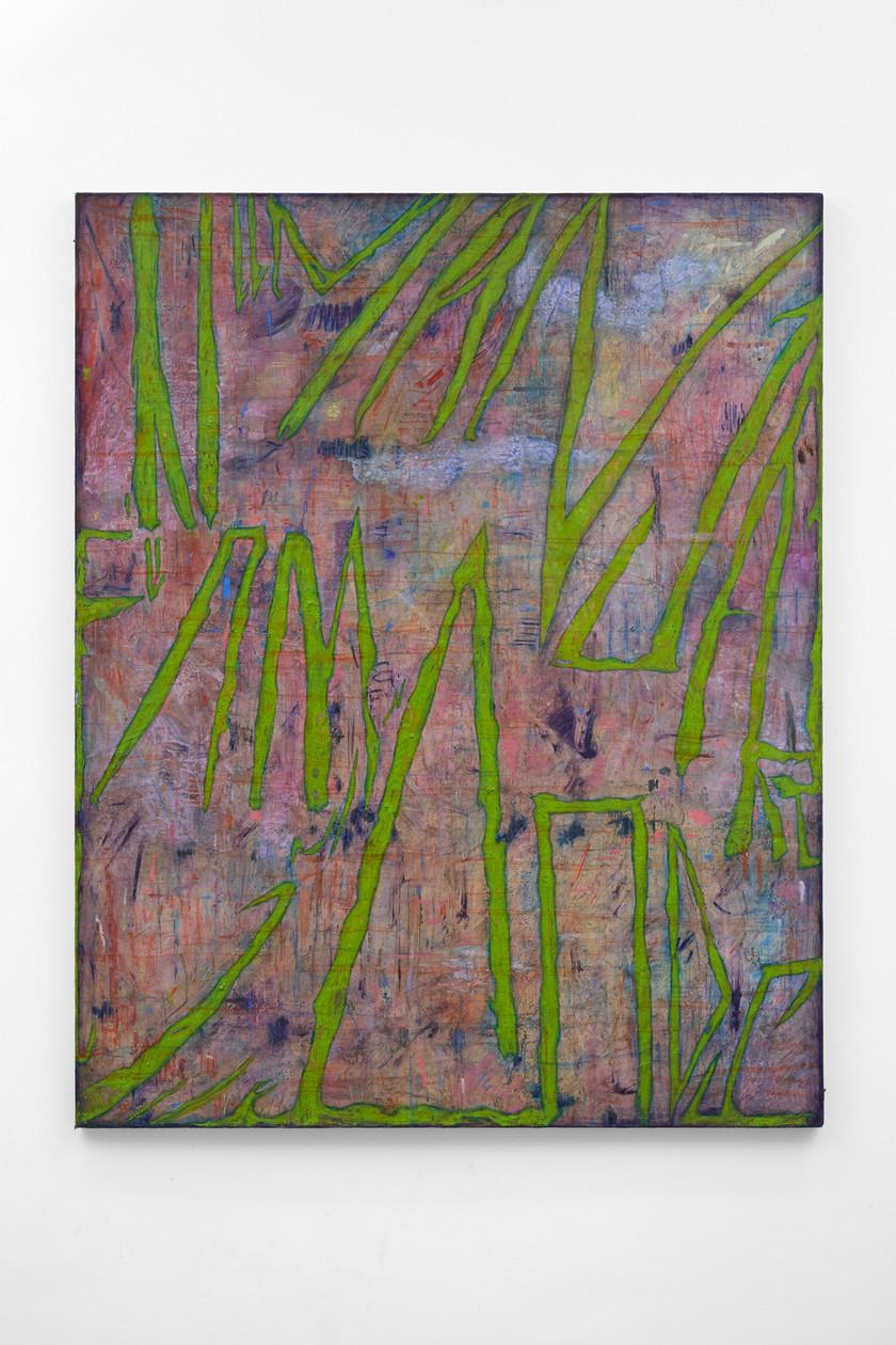 10 - The bony labyrinth, 2015 - 2017, Oi