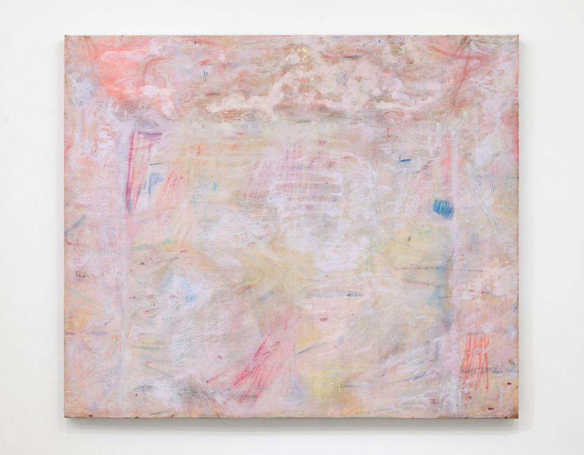 ~ box of teeth. 2015-16. oil paint and oil pastel on linen. 110 x 130 cm ^^